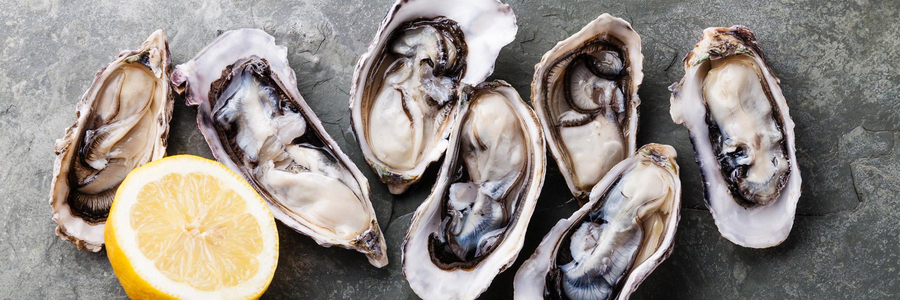 Oyster Rock Dinner Menu