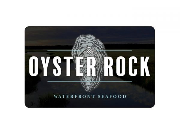 Oyster Rock - Gift Card